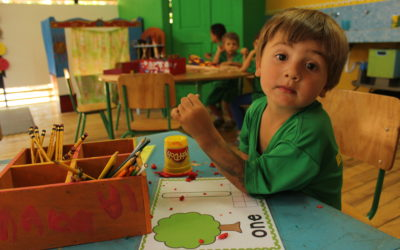 Importance of Preschool Learning